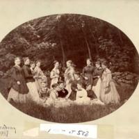 Abbot Academy class of 1869