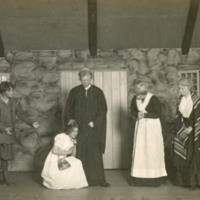 Twig of Thorn, Senior Class Play 1912
