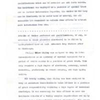 Position description, Helen Ripley, Abbot Academy, class of 1930