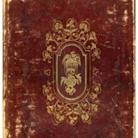 Amanda M. Beaman friendship book, Abbot Academy, class of 1857
