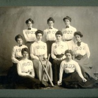 Abbot Academy class of 1902 baseball team