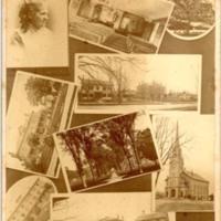Abbot Academy postcard