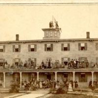 Smith Hall, Abbot Academy Andover, the day Richmond surrendered