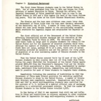 Report to Congress on the Chinese Emergency Aid Program, Helen Ripley, Abbot Academy, class of 1930
