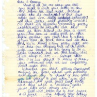 Sherman House Letter, Jessi Witherspoon, Abbot Acacdemy